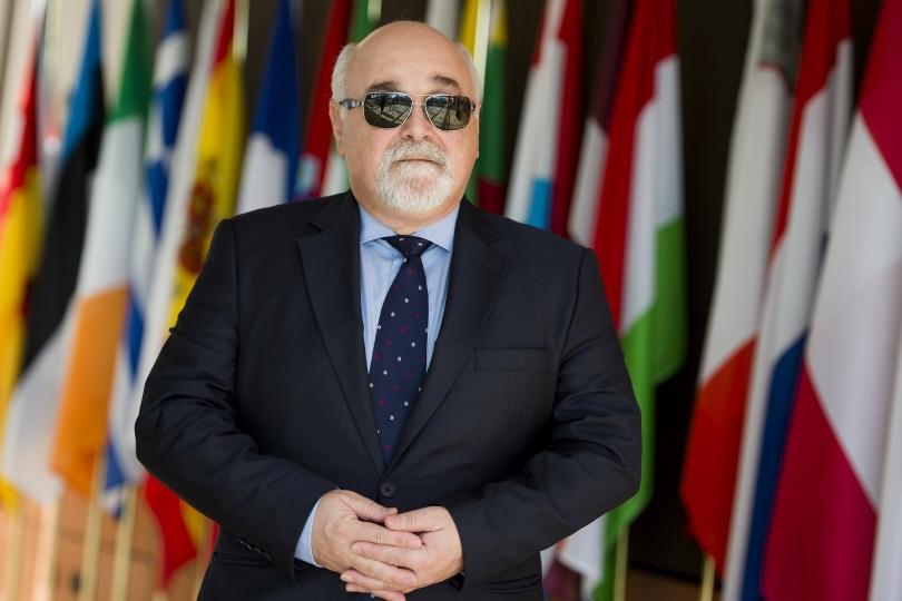 Για τη διαμόρφωση του μέλλοντος της Ευρώπης μαζί με τα άτομα με αναπηρία ο Ι. Βαρδακαστάνης