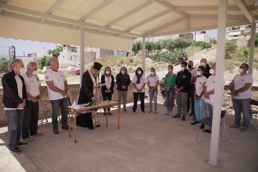 DEMO ABEE για ένατη χρονιά υποστηρίζει την Ομάδα Αιγαίου