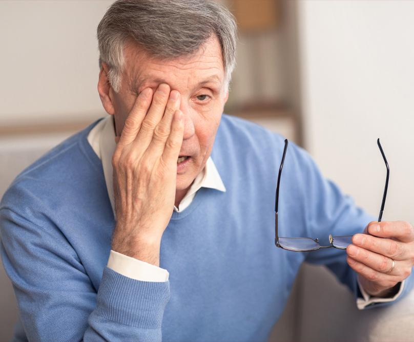 Γλαύκωμα: Έγκαιρη διάγνωση, το πρώτο βήμα για τη θεραπεία του