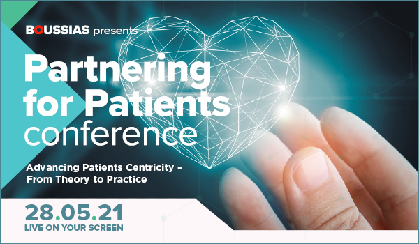 """Διεξαγωγή του διαδικτυακού Συνεδρίου """"Partnering for Patients"""""""