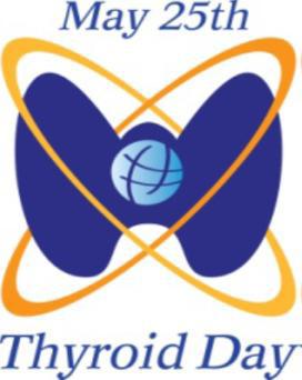 Ελληνική Ενδοκρινολογική Εταιρεία-25 Μαΐου Παγκόσμια Ημέρα Θυρεοειδή