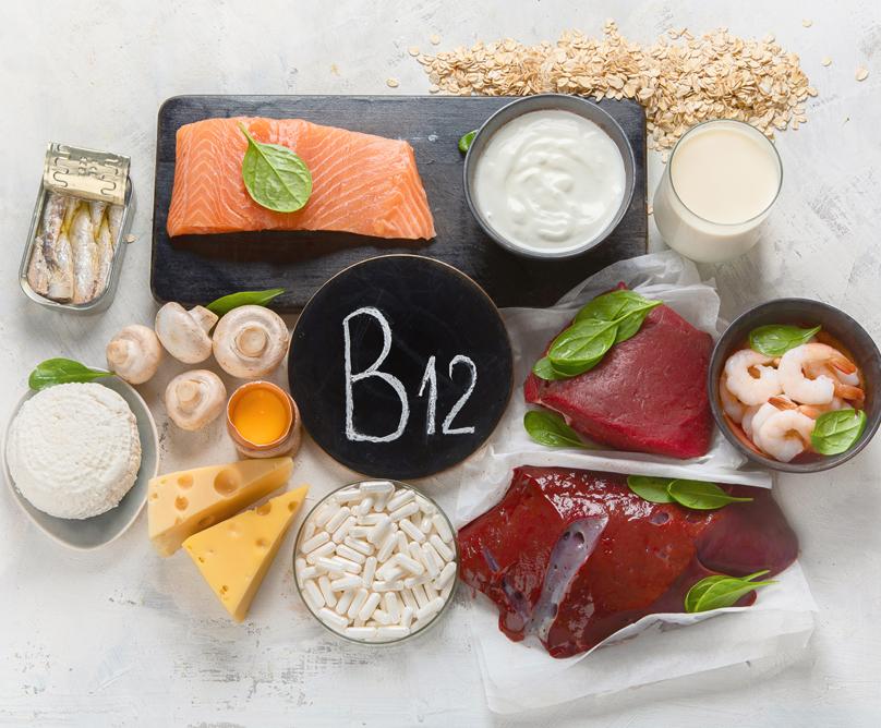 Σχετίζεται η έλλειψη της βιταμίνης Β12 με την κατάθλιψη;