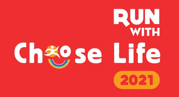 Choose Life : Βάλτε τα αθλητικά σας και τρέξετε για καλό σκοπό