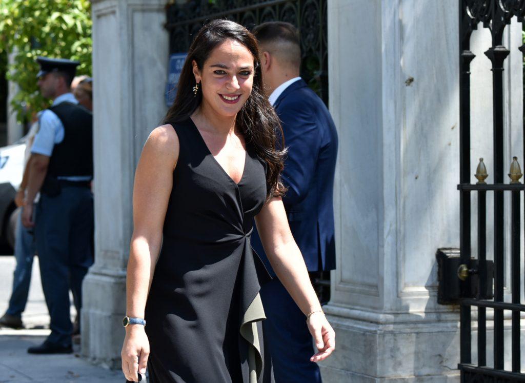 Η Δόμνα Μιχαηλίδου καλεσμένη της ΠτΔ στο Προεδρικό Μέγαρο για τον Θεσμό της Αναδοχής