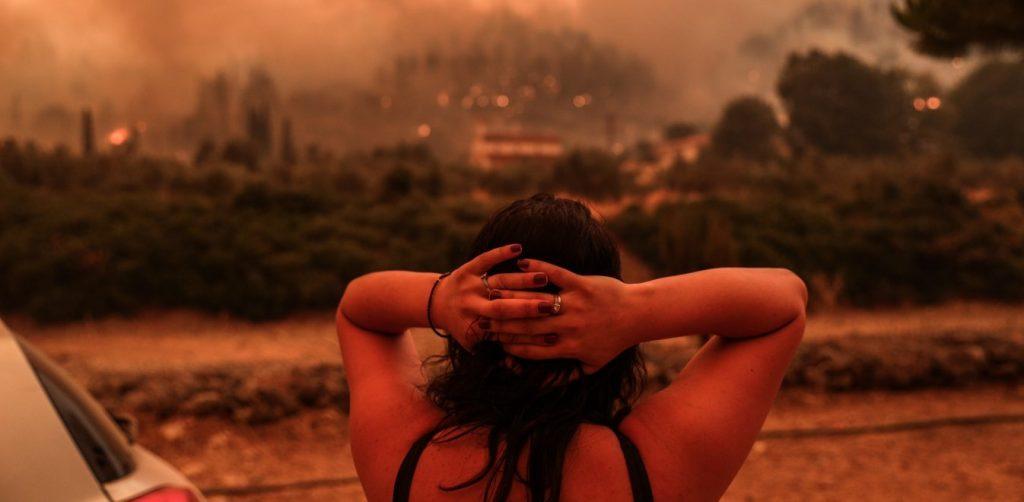 Δωρεάν υπηρεσίες από την Ελληνική ψυχιατρική Εταιρεία στους πυρόπληκτους