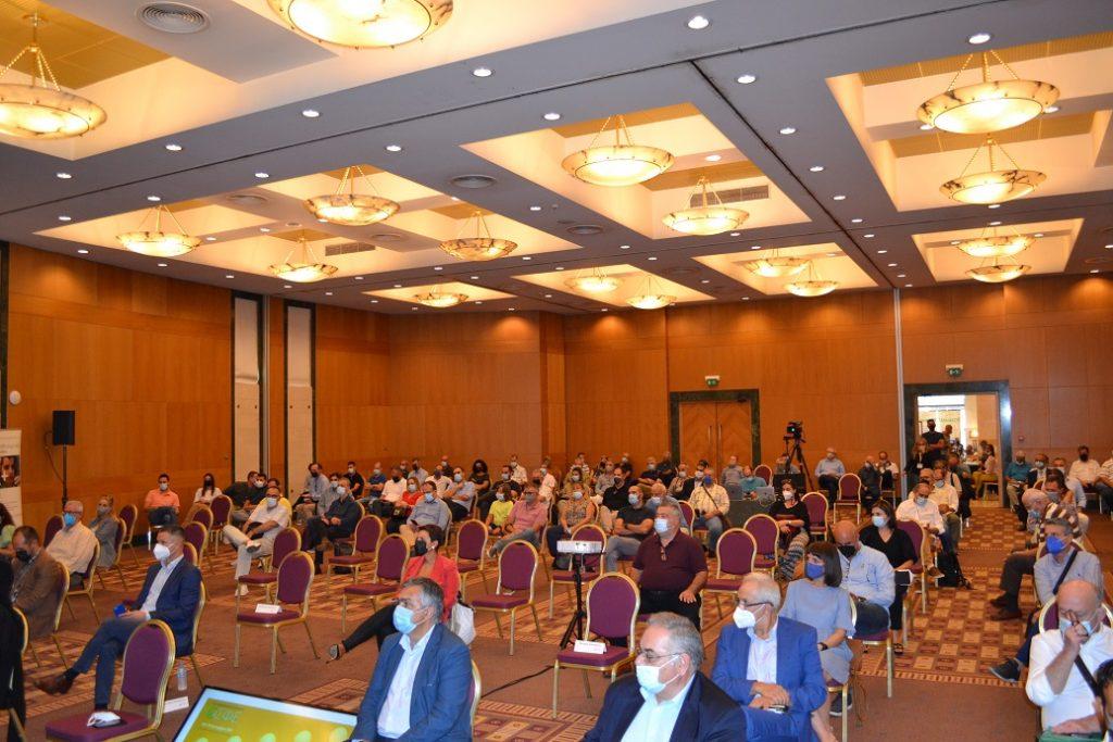 Ολοκληρώθηκε με επιτυχία το ΛΔ' Συνέδριο της ΟΣΦΕ στη Λάρισα