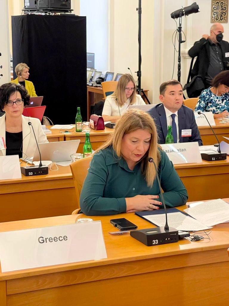 Μ. Συρεγγέλα: Προτεραιότητα της κυβέρνησης η οικονομική ενδυνάμωση των γυναικών