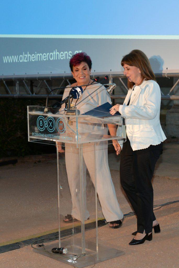 Παγκόσμια Ημέρα Αλτσχάιμερ -21 Σεπτεμβρίου 2021- η Εταιρεία Alzheimer Αθηνών στον κήπο του Βυζαντινού Μουσείου