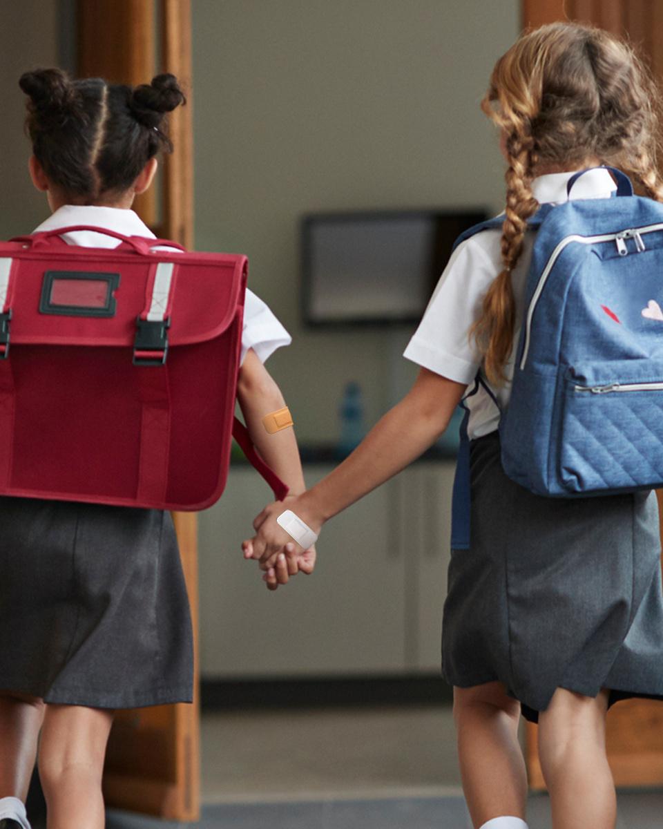 Οργάνωση της επιστροφής στο σχολείο - Συνέχισε, σε καλύπτουμε!