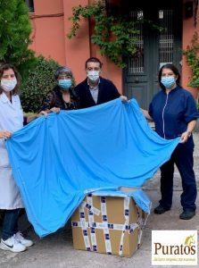 Το Άσυλο Ανιάτων συνεργάζεται με την εταιρεία Puratos