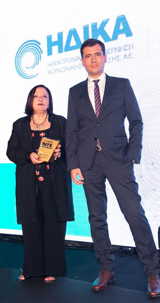 Byte Computer: Διπλή διάκριση στα Impact BITE Awards 2021